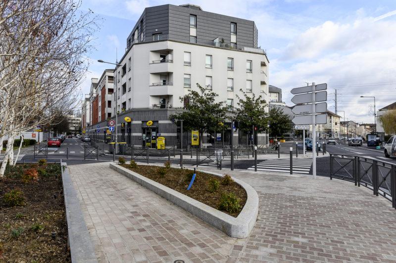 Chantier aménagement - France Travaux